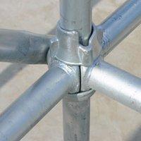 Scaffolding Cup Lock System