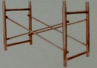 Cross-Bracing Scaffolding