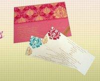Contemporary Wedding Cards