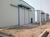 Conventional Prefabricated Steel Structure