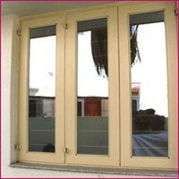 Designer Hollow Metal Windows