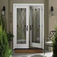 Fully Glazz Pvc Doors