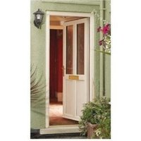 Pvc Glazed Door