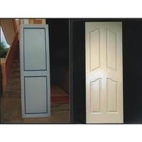 Solid Rigid Pvc Profile Door