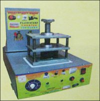 Flash Type Pre Ink Stamp Machine