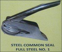 Steel Common Seal