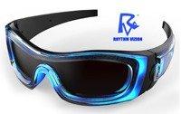 Rhythm Vizion - Sound Activated Led Light Sunglasses