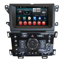 Car Stereo DVD Player for Ford Edge 2014, with GPS, Radio, TV
