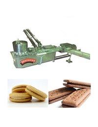 Automatic Biscuit Cream Sandwiching Machine