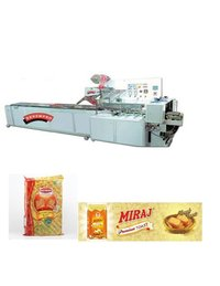 Automatic Toast Pillow Type Packing Machine