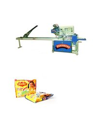 Horizontal Instant Noodle Wrapping Machine