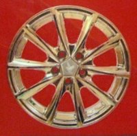Chrome Alloy Wheels 3116