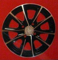 Mat Black/Machined Alloy Wheels 3116