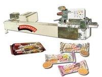 Cream Sandwich Biscuit Packing Machine
