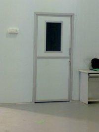 Insulated Puf Panel Doors