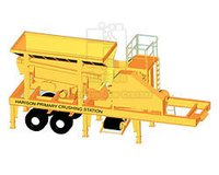 Portable Crushing And Screening Unit