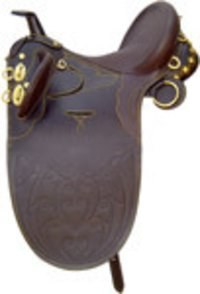 Leather Australian Saddles