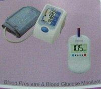 Blood Pressure And Blood Glucose Monitors