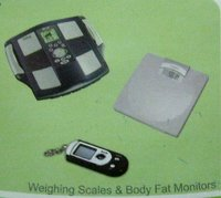 Weighing Scales And Body Fat Monitors