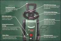 The Bosch Home And Car Washer-Aqt 35-12