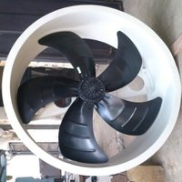 Direct Driven Axial Fan