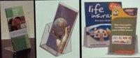 Leaflet Holder And Dispenser Offset Printing Services