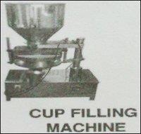 Cup Filling Machine