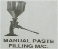 Manual Paste Filling Machine