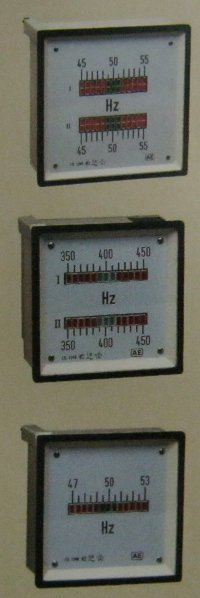 Electronic Led Frequency Meter