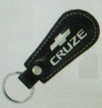 Leather Keychains (L409)