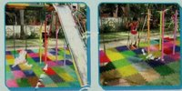 Children Playground Safety Mats