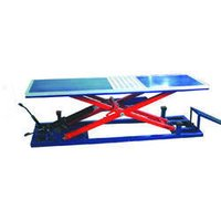 Foot Operated Hydraulic Ramp
