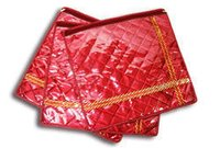 Quilted Sari Cover