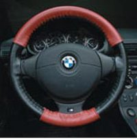 Luxury Car Steering Cover