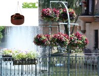 Ornaments Type Hanging Basket