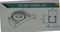 Top Grip Channel Nut