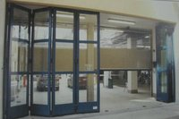 High-Speed Sliding Folding Doors