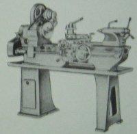 Upper Motor Lathe Machine