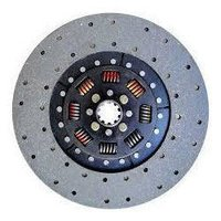Two And Three Wheeler Clutch Plate