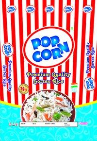 Popcorn Bran Laminated Bag