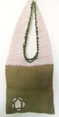 Handcrafted Jute Bag in Noida