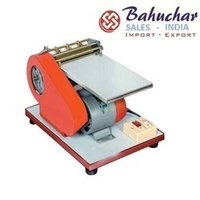 Label Gumming Machine (Hand Feed)