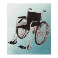 Ss Folding Wheel Chair