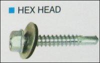 Self Drilling Screws (Hex Head)