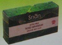 Extra Mild Rose Geranium Organic Bath Soap