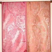 Art Silk Fine Jamavar Shawl