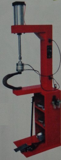 Tyre Spotter Pneumatic With Stand (Tss)