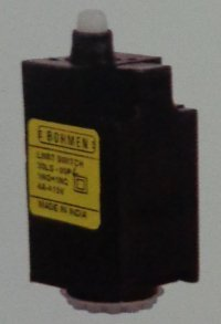 PL Series Limit Switches 10A 415V AC (Push Plunger)