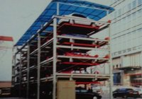 Vertical Horizontal Parking System (VHS)