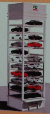 Vertical Tower Parking System (VTS)